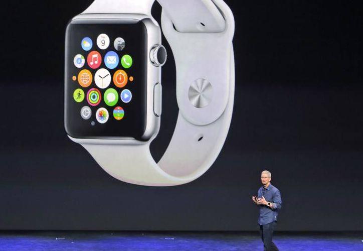 El Apple Watch fue el dispositivo más esperado durante el 2014. (Archivo/Agencias)