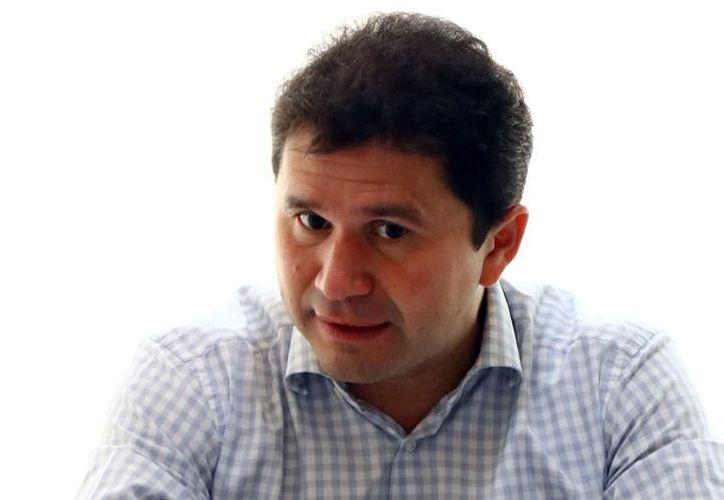 Ejercicio de opinión pública revela que el abanderado priista Mauricio Sahuí Rivero alcanza 37.92% en las preferencias en la carrera a la gubernatura. (SIPSE)