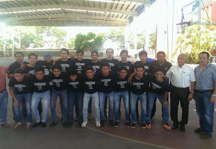 Rayados de Mérida recientemente logró un  subcampeonato nacional en Zacatecas. (Milenio Novedades)