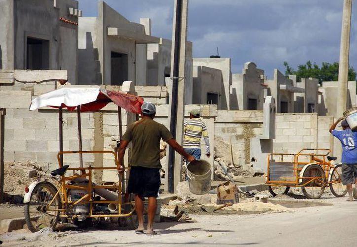 Aseguran que el cemento importado cumple con normas de calidad. (Archivo/ Milenio Novedades)