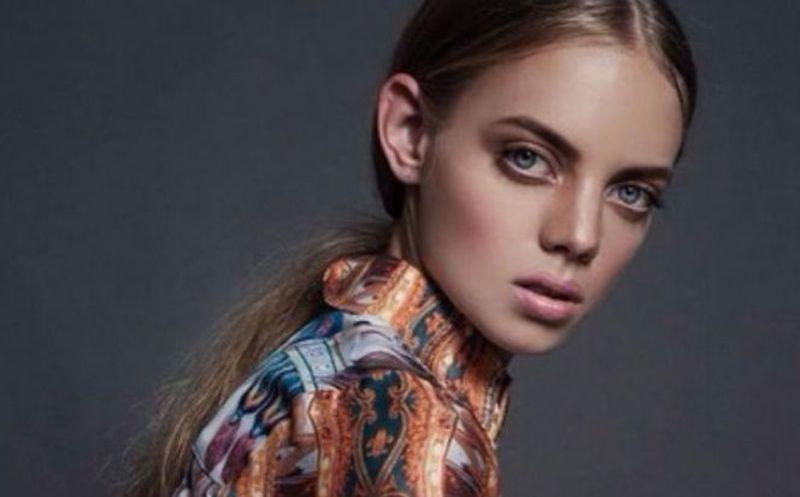 Mariana Zaragoza, 17 años, mexicana y ya es modelo de Chanel