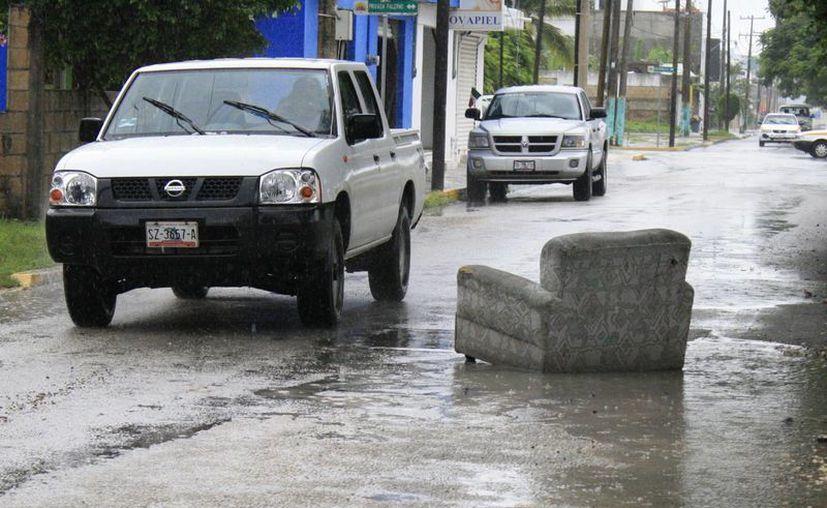 Las autoridades reconocen que no se no podrán atender todas las vialidades, debido a que los recursos económicos no son suficientes. (Archivo/SIPSE)