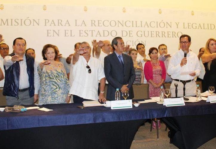 El subsecretario de Prevención y Participación Ciudadana de la Secretaría de Gobernación (Segob), Roberto Campa Cifrián, dijo que se buscará trabajar con todos los niveles de gobierno en Guerrero. (Notimex)