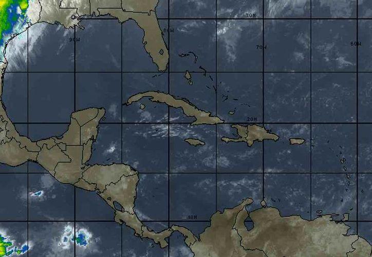 La temperatura registrada en esta mañana en Cancún es de 29 grados centígrados. (Cortesía/SIPSE)