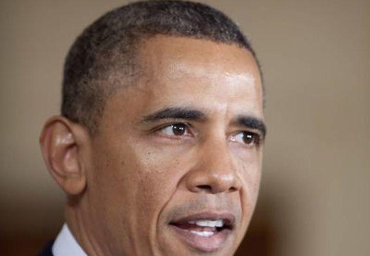 Obama estará en México en mayo como parte de una gira internacional de trabajo. (Agencias)