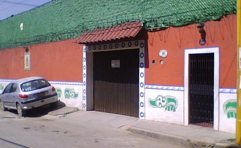 La casa está ubicada en el número 51 de la calle Cañitas en la colonia Popotla de la delegación Miguel Hidalgo. (Contexto/Internet).
