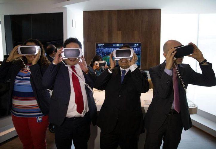 Con realidad virtual, los usuarios  podrán conocer sobre diversos atractivos de la ciudad. (Milenio Novedades)