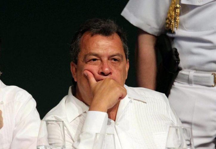 Ángel Aguirre dejó el Gobierno del estado de Guerrero en octubre de 2014, en medio de la crisis generada por la desaparición de los normalistas de Ayotzinapa. (Archivo/Notimex)