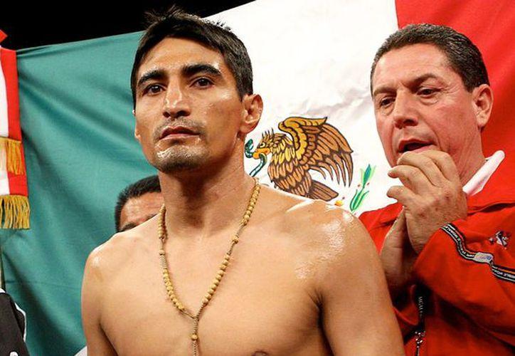 """El expeleador mexicano Erik """"Terrible"""" Morales ya es parte del recinto de los inmortales. (Foto: Internet)"""