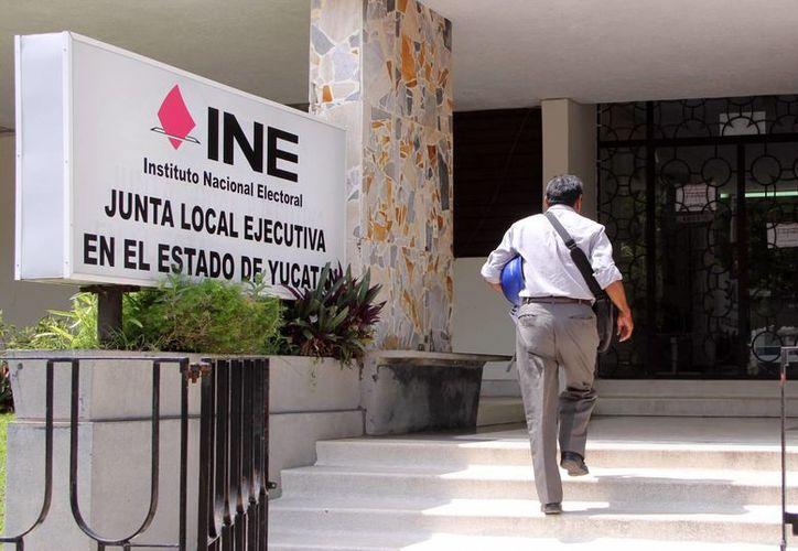 La Junta Local del INE supervisará las elecciones federales. (Milenio Novedades)