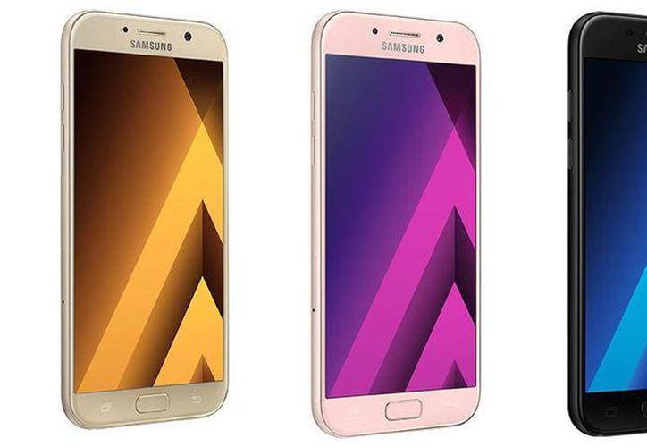 Los nuevos A3, A5 y A7 tienen un precio de hasta 11 mil pesos. (Excélsior)
