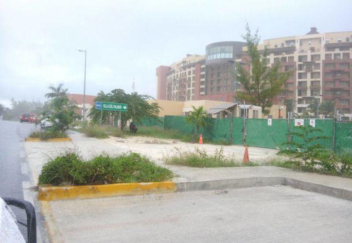 Encuentran a mujer en las inmediaciones de Villas del Palmar, Isla Mujeres. (Redacción/SIPSE)