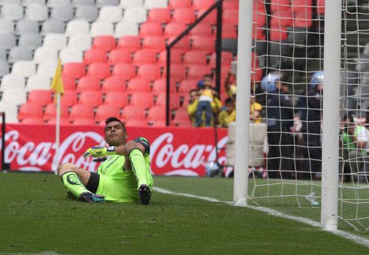 Oswaldo Sánchez, portero de Santos Laguna, anunció su retiro de las canchas. Estuvo 20 años en la primera división profesional de México. (Archivo/NTX)