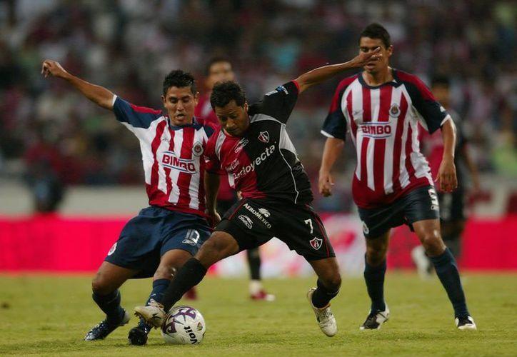 El Atlas le ganó a media semana al Morelia dentro de la Copa MX. (Foto: Agencias)