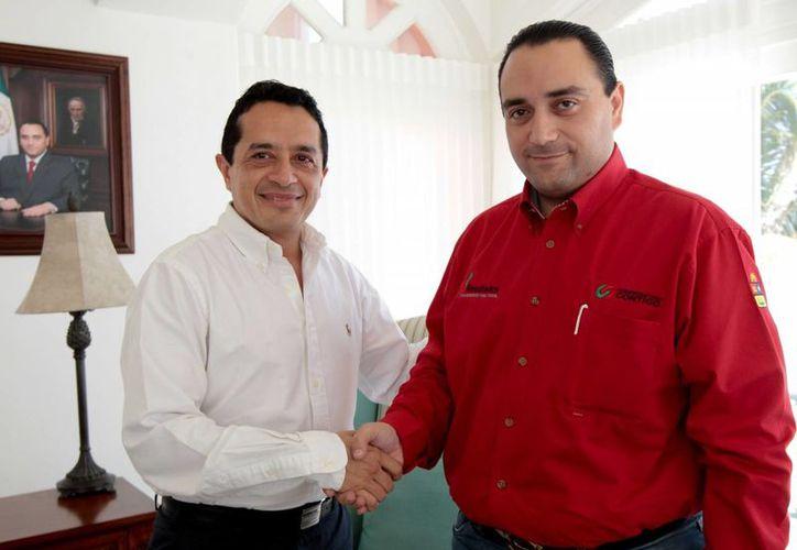 Carlos Joaquín desconoce el paradero del ex gobernador. (Contexto/ López Doriga Digital)