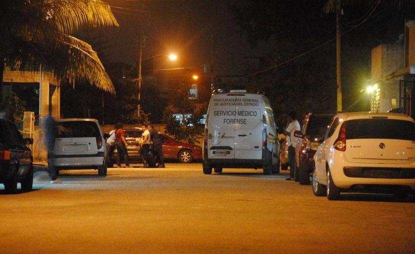 El cuerpo hallado en estado de putrefacción en la Supermanzana 216 de Cancún, era de un profesionista de  29 años de edad. (Redacción/SIPSE)