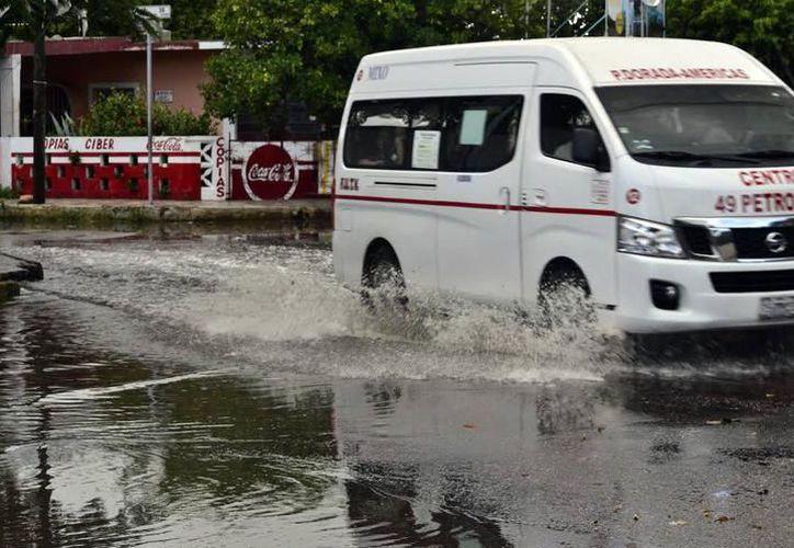 Se esperan lluvias en las próximas horas en la Península de Yucatán. (Archivo/ Milenio Novedades)