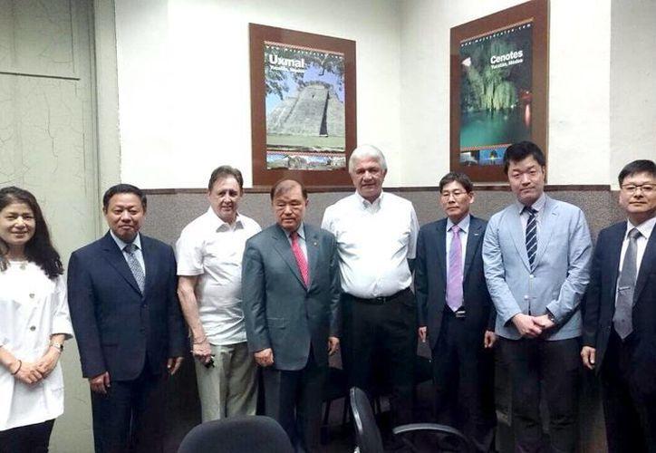 Empresarios asiáticos están interesados en invertir en Mérida. (Milenio Novedades)