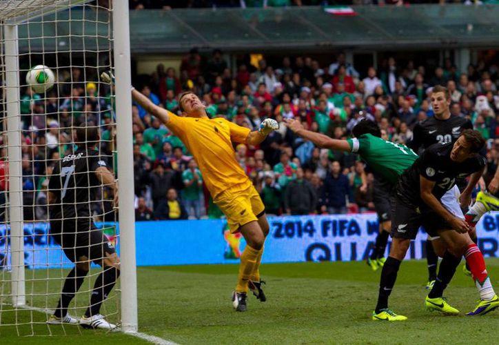 La FIFA se comprometió a usar tecnología para detectar goles en la Copa del Mundo del 2014 en Brasil. (Foto de contexto/archivo Notimex)