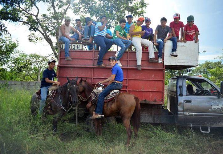 Ayer, Yucatán tuvo un día mayormente despejado por lo que toda sombra fue bien recibida. (Luis Pérez/SIPSE)