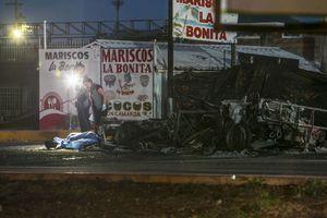 Emboscada al Ejército en Culiacán