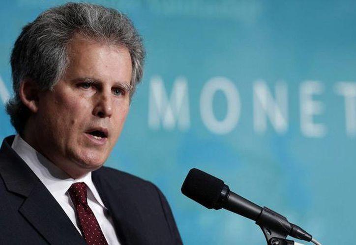 David Lipton, primer Subdirector Gerente y Presidente Interino del Directorio del FMI, destacó  las políticas macroeconómicas del gobierno mexicano. (huftingtonpost.com)