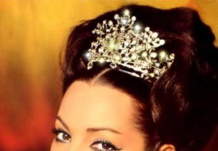 La desaparecida actriz vivió una breve temporada en Mérida. (Internet)