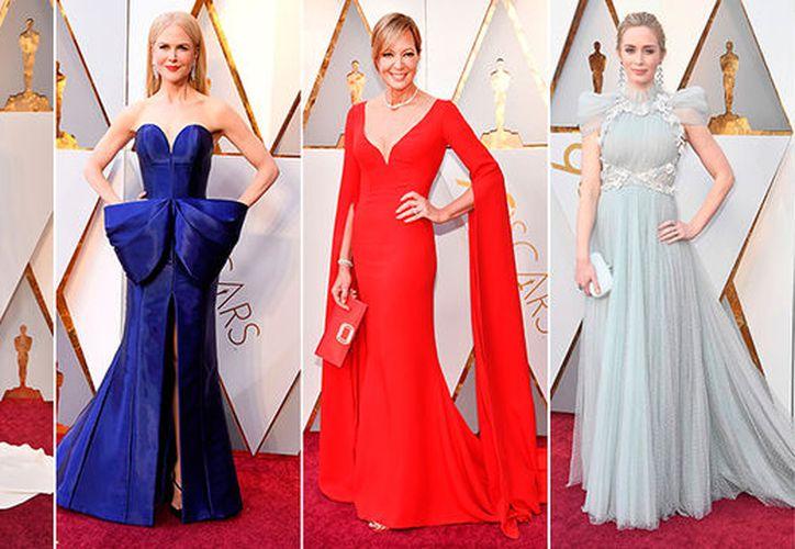 Desde el mítico Dolby Theatre de Los Ángeles, en California las celebridades caminaron sobre la red carpet. (Contexto)