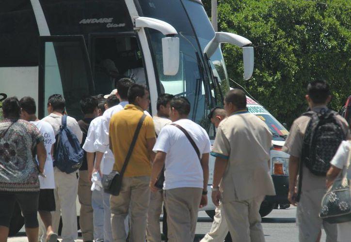La Confederación de Trabajadores de México ofrecerá los cursos a partir del sábado 3 de septiembre. (Israel Leal/SIPSE)