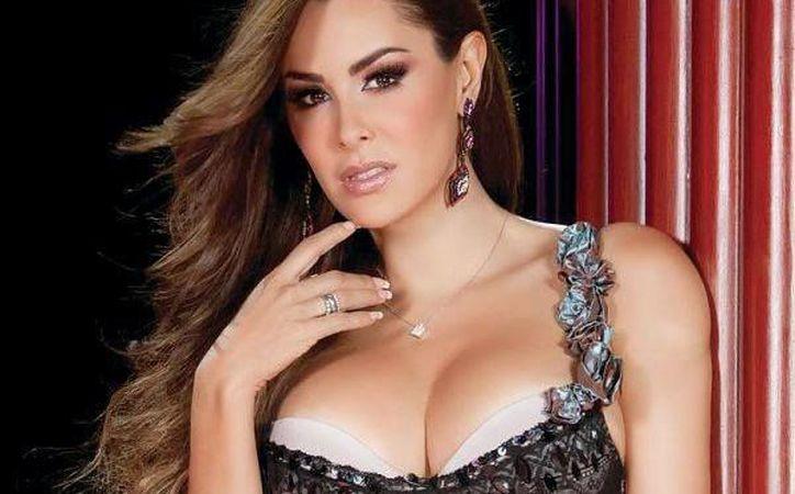 La cantante y actriz Ninel Conde ha dejado sin aliento a su más de millón y medio de seguidores. (Internet/Contexto)