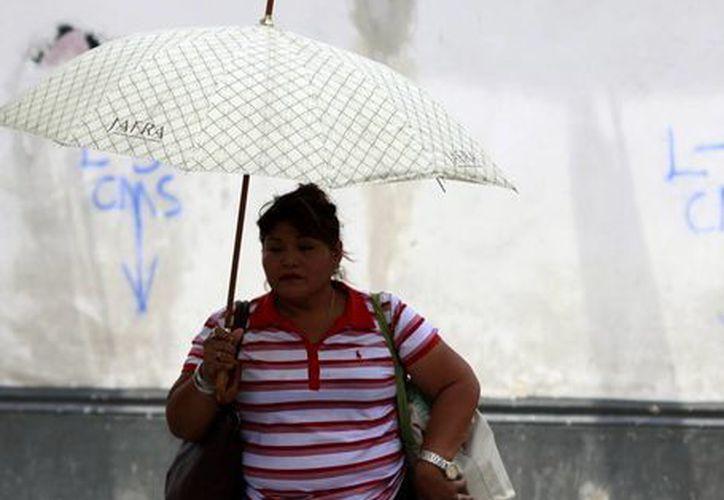 En Mérida, el calor no ha querido ceder terreno. (SIPSE)