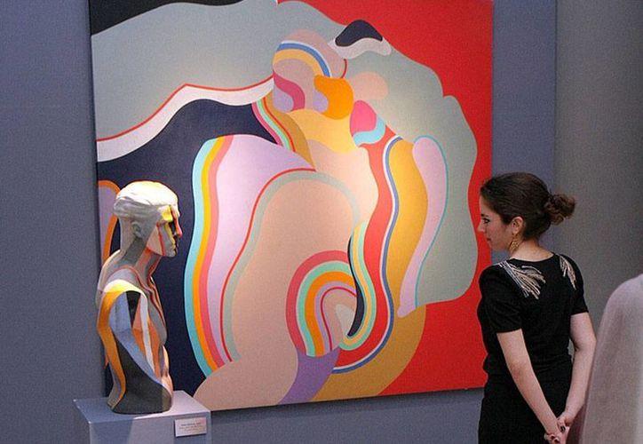 El próximo sábado abrirá la exposición de pintura 'Grandes Maestro', en el teatro José Peón Contreras. (Archivo/Milenio Novedades)