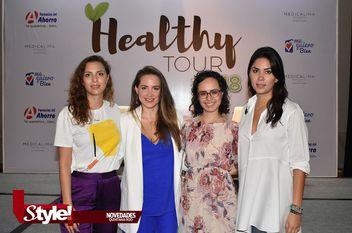 Segunda edición de Healthy Tour 2018