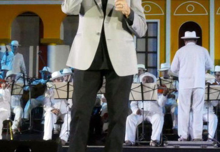 Sergio Esquivel actuará en la Semana de Yucatán en México. (Foto: Milenio Novedades)