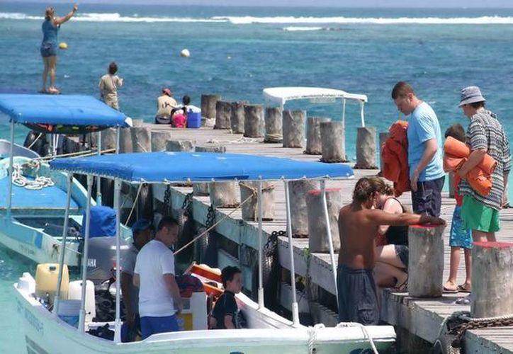 El sector turístico espera un 85 por ciento de ocupación hotelera. (Redacción/SIPSE)