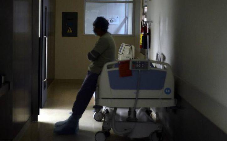 El 20 por ciento de los pacientes en terapia intensiva fallece por infecciones contraídas en nosocomios. (Milenio Novedades)
