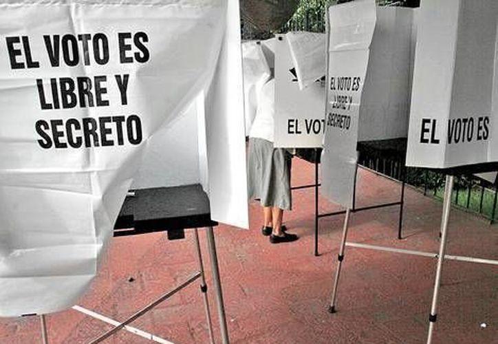 El sector empresarial busca promover el voto entre la población para reducir los índices de abstencionismo. (Archivo/SIPSE)