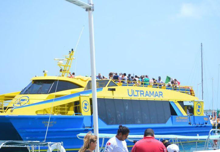 El percance ocasionó molestias y retrasos a los pasajeros. (Redacción)