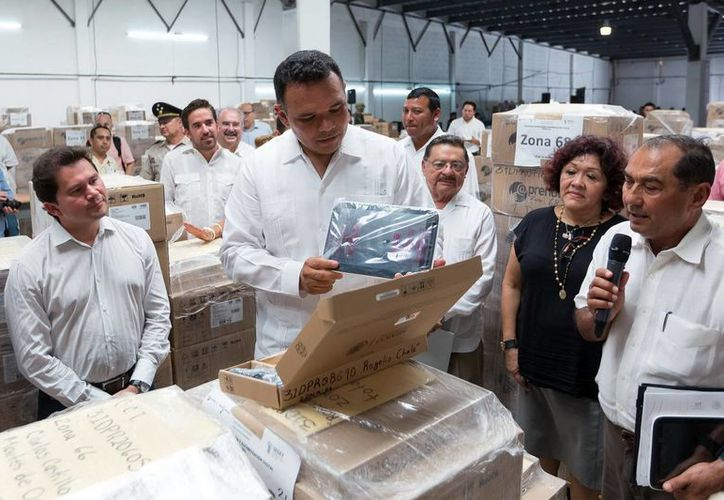 Rolando Zapata Bello inaugurará el evento en los Salones Yucatán I y II del hotel Fiesta Americana. (Imagen ilustrativa/ Milenio Novedades)