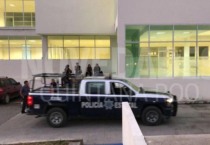 Los policías fueron vinculados y resolverán las medidas cautelares, para que sigan el proceso en libertad. (Redacción)