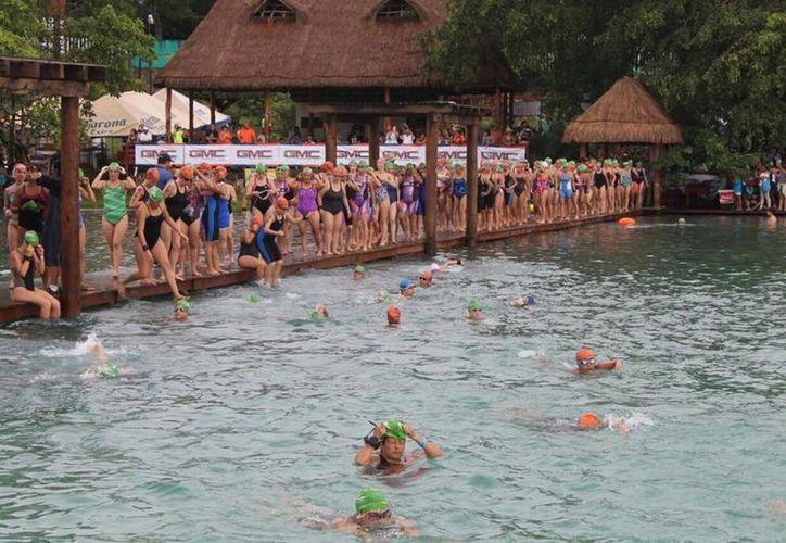"""Los eventos deportivos han servido, para """"oxigenar"""" la actividad turística en temporadas bajas. (Javier Ortiz/SIPSE)"""