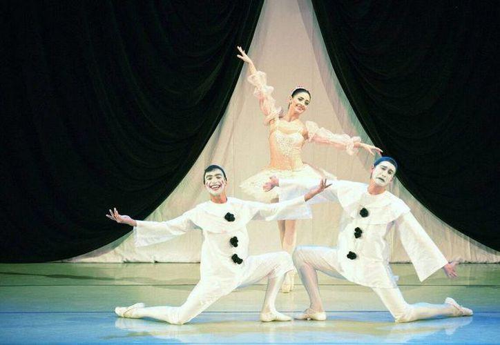 La compañia de Danza ha presentado 11 obras desde su fundación en el año 2010. (Redacción/SIPSE)