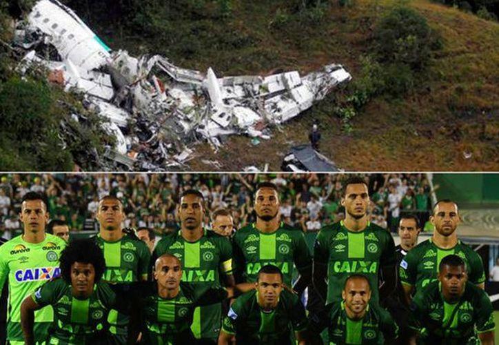 La tragedia aérea del 28 de noviembre de 2016 no es el eje central del largometraje, sino una parte de la historia del club. (Vanguardia MX)