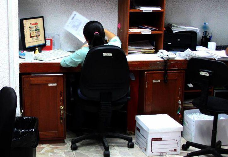 La ley fiscal garantiza a trabajadores servicios médicos y vivienda. (Milenio Novedades)