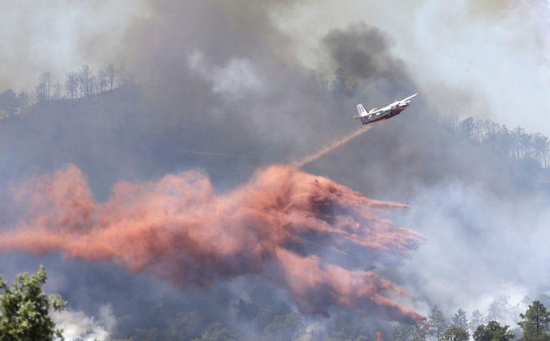 Se detuvo a dos adolescentes por provocar incendios en Francia