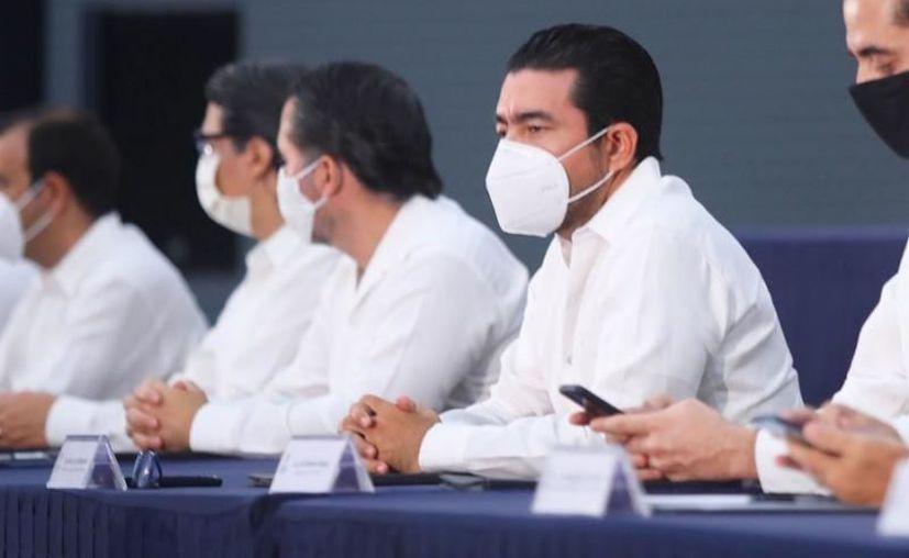 Seguirán las mesas de trabajo para la reactivación económica. (Novedades Yucatán)