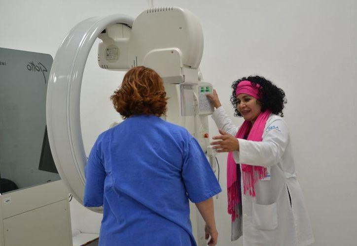 Durante agosto se realizarán pruebas de detección de cáncer gratuitas en Quintana Roo.  (Alejandra Carrión/SIPSE)