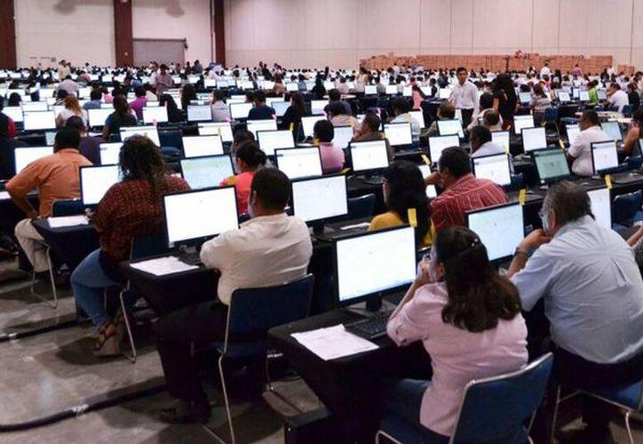 El segundo bloque de docentes yucatecos sustentará la evaluación el próximo sábado 12 y domingo 13 de noviembre. (Imagen ilustrativa/ Notimex)