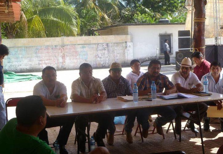 La sede del informe de actividades fueron las instalaciones de la asociación. (Raúl Balam/SIPSE)