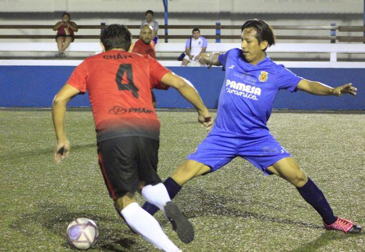 Mañana continúan las semifinales de la Segunda Fuerza 'B'. (Miguel Maldonado/SIPSE)